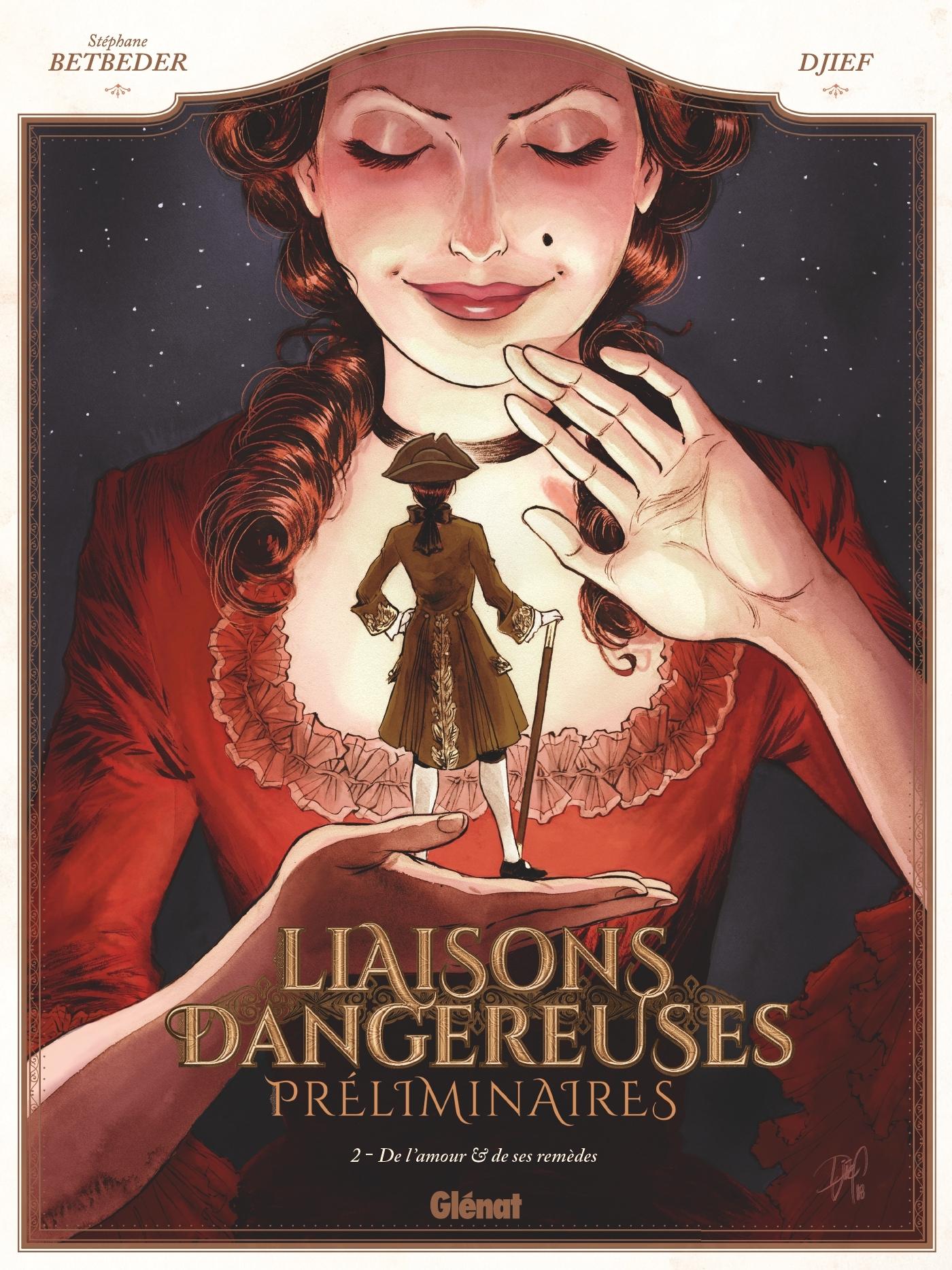 LIAISONS DANGEREUSES - PRELIMINAIRES - TOME 02 - DE L'AMOUR ET DE SES REMEDES