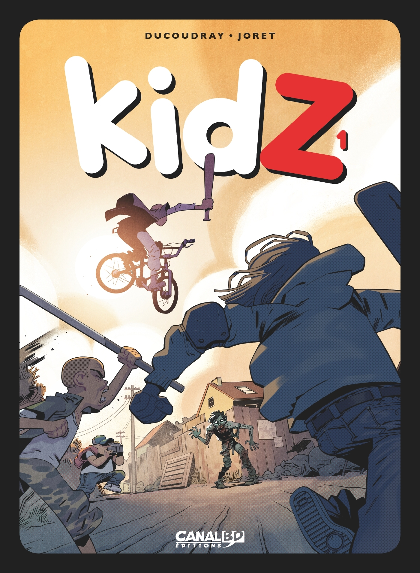 KIDZ - TOME 01 - CANAL BD