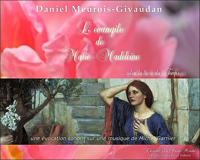 L'EVANGILE DE MARIE-MADELEINE (LIVRE AUDIO)