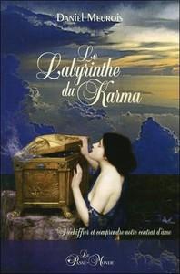 LE LABYRINTHE DU KARMA - DECHIFFRER ET COMPRENDRE NOTRE CONTRAT D'AME