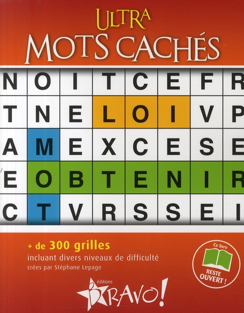 ULTRA MOTS CACHES