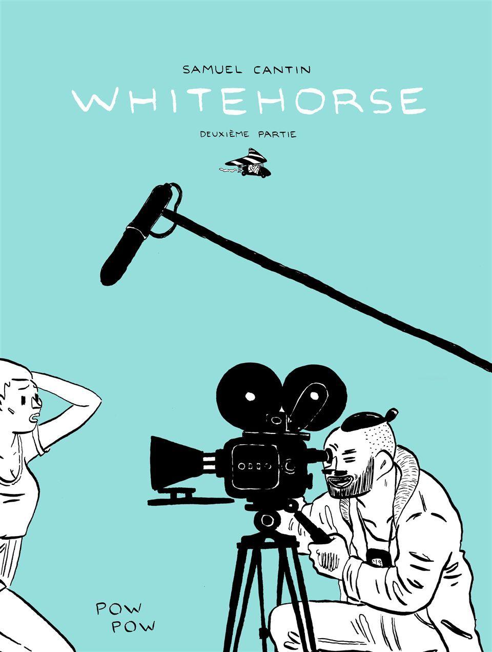 WHITEHORSE-DEUXIEME PARTIE