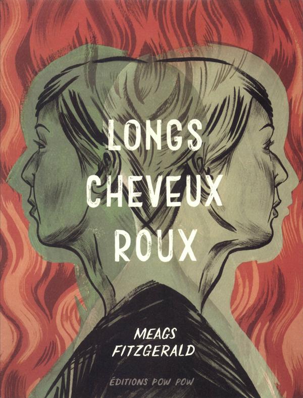 LONGS CHEVEUX ROUX