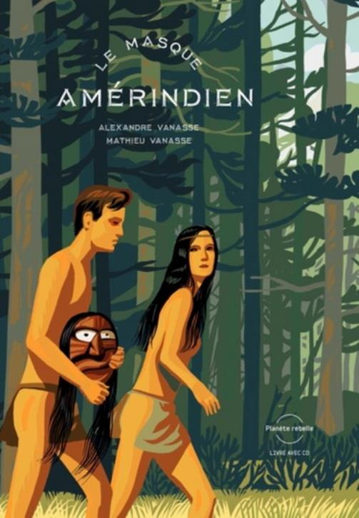 LE MASQUE AMERINDIEN