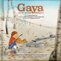 GAYA ET LE PETIT DESERT - LIVRE + CD