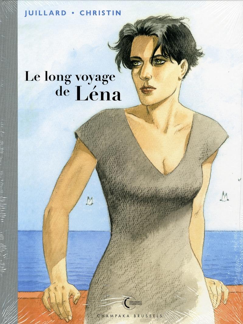 LE LONG VOYAGE DE LENA T1 *EDITION DE LUXE*