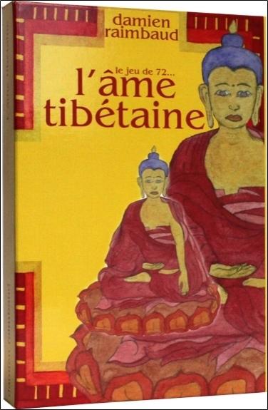 AME TIBETAINE LIVRE + JEU 72 CARTES