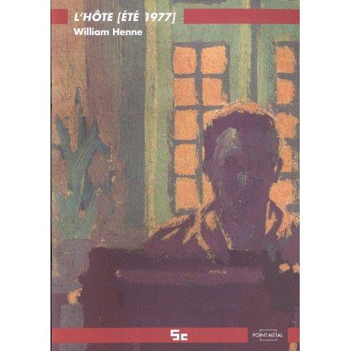 L' HOTE - ETE 1977