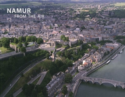 NAMUR FROM THE AIR
