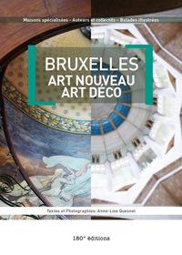 BRUXELLES ART NOUVEAU-ART DECO