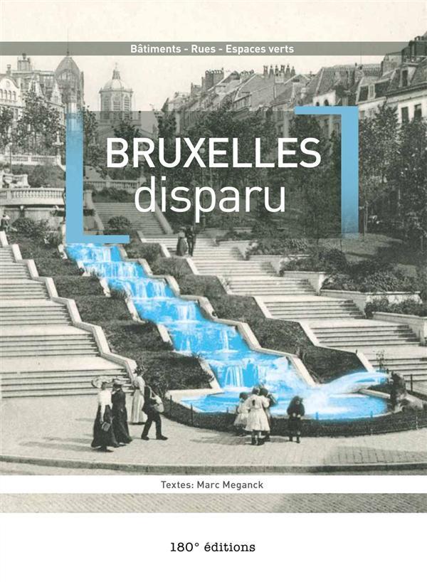 BRUXELLES DISPARU 1