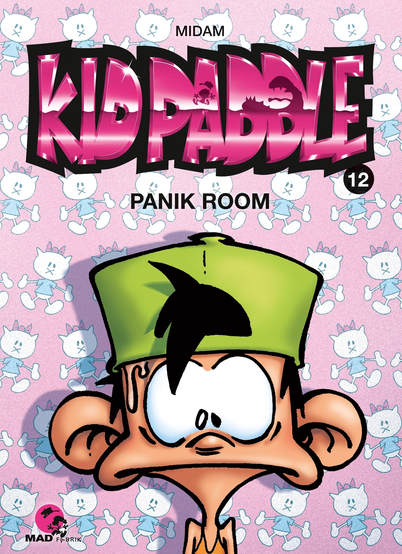 KID PADDLE - TOME 12