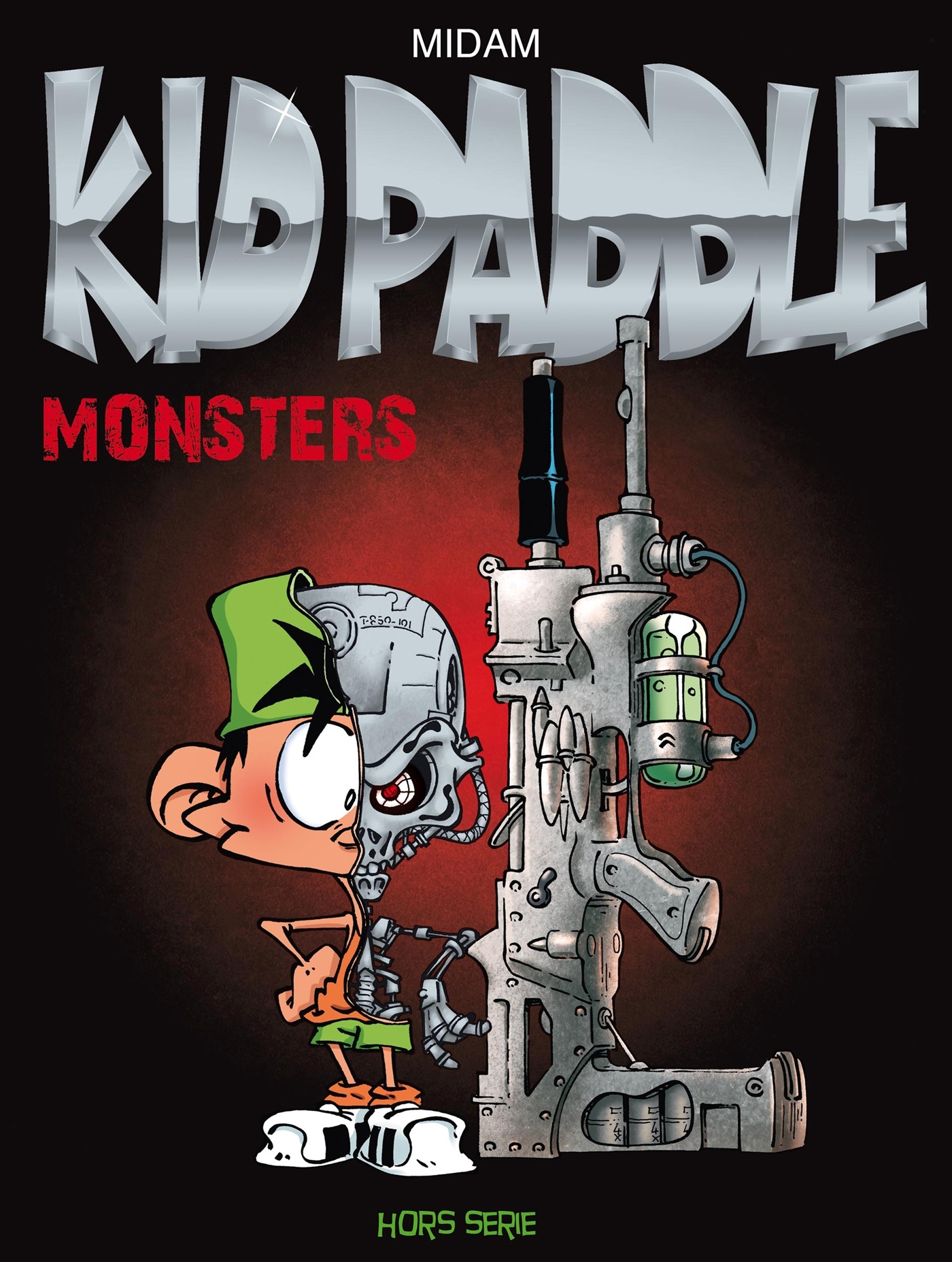 KID PADDLE - MONSTERS STANDARD