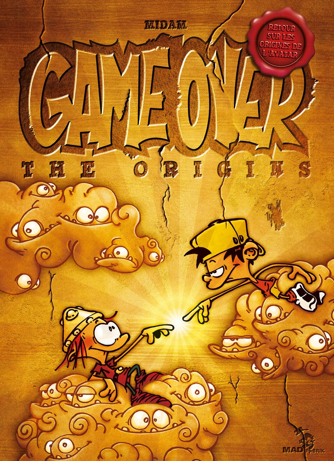 GAME OVER THE ORIGINS