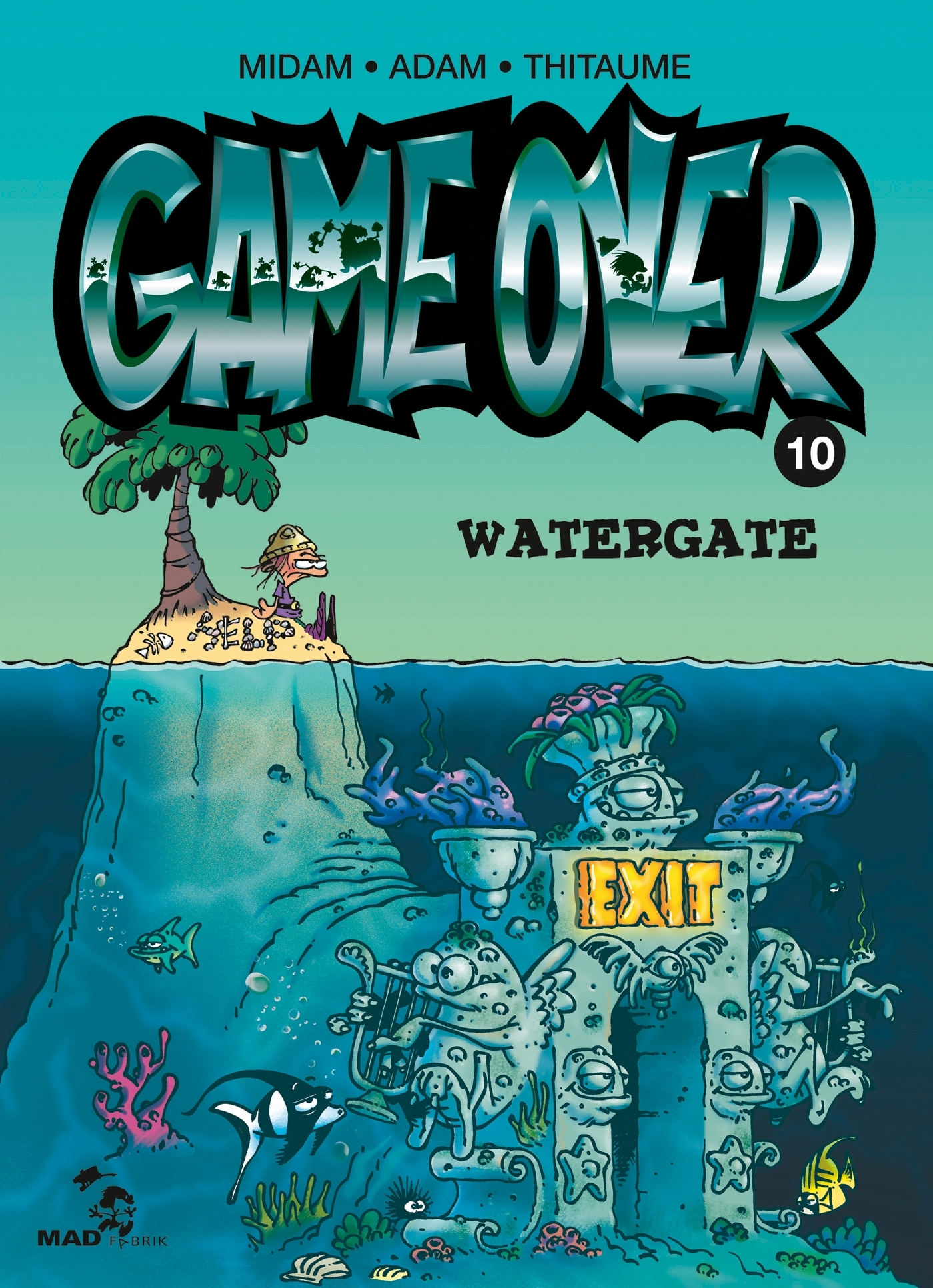 GAME OVER - TOME 10