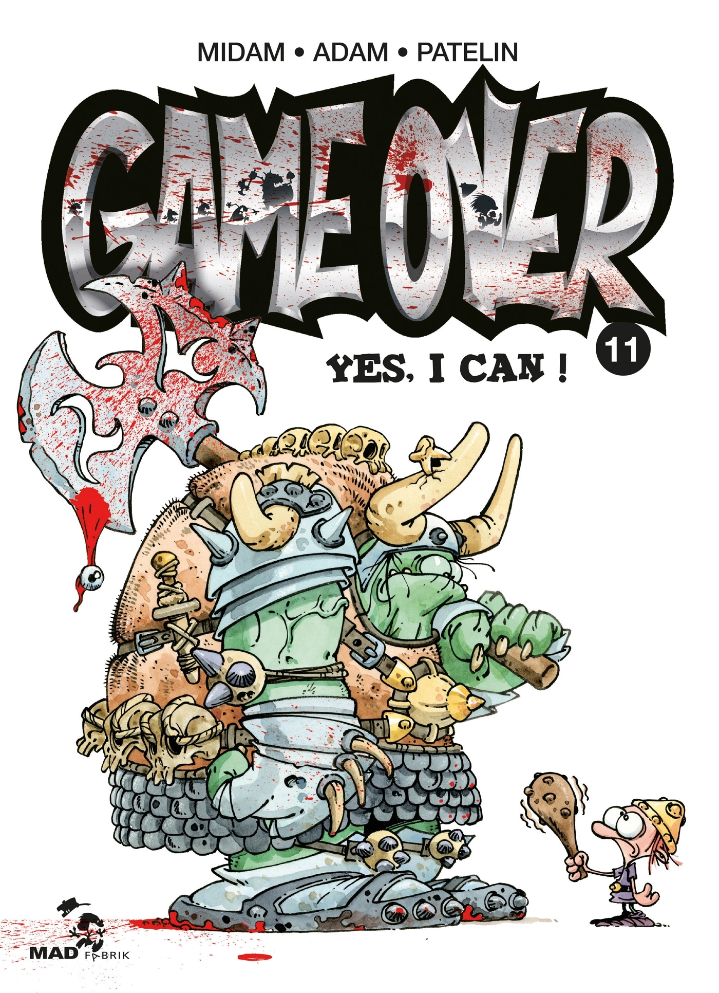 GAME OVER - TOME 11
