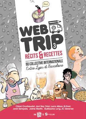 WEBTRIP T03  RECITS ET RECETTES