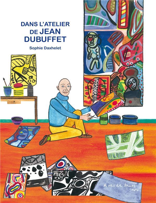 DANS L'ATELIER DE JEAN DUBUFFET