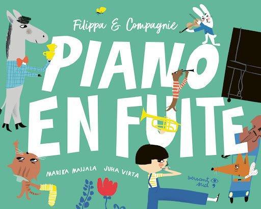 PIANO EN FUITE