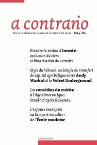 A CONTRARIO, VOL. III/N 1