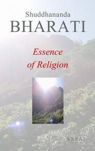 ESSENCE OF RELIGION, SAMAYA SAARAM