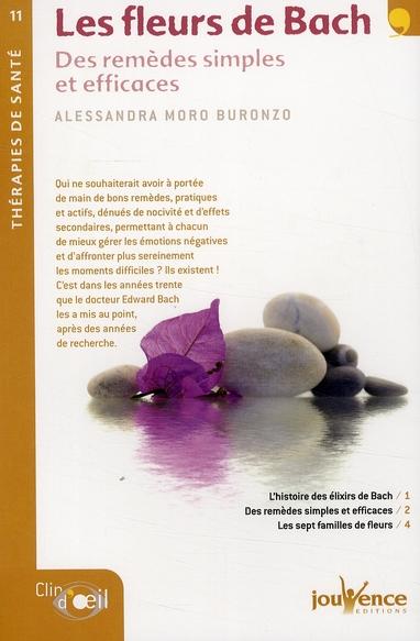 FLEURS DE BACH (LES) N.11