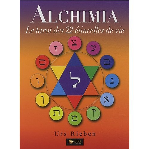 ALCHIMIA LE TAROT DES 22 ETINCELLES DE VIE