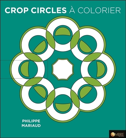 CROP CIRCLES A COLORIER