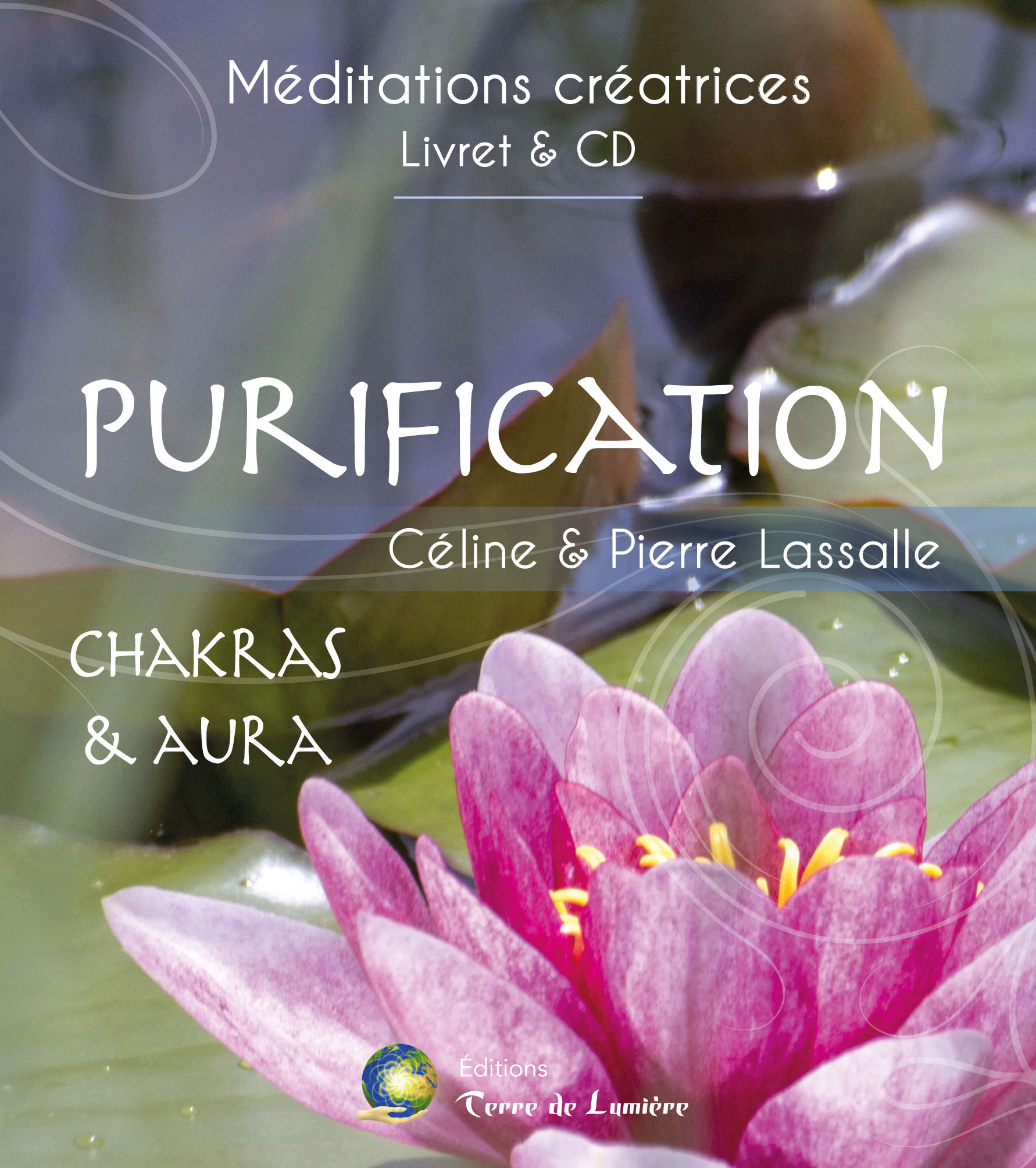 PURIFICATION - CHAKRAS & AURA - LIVRET + CD
