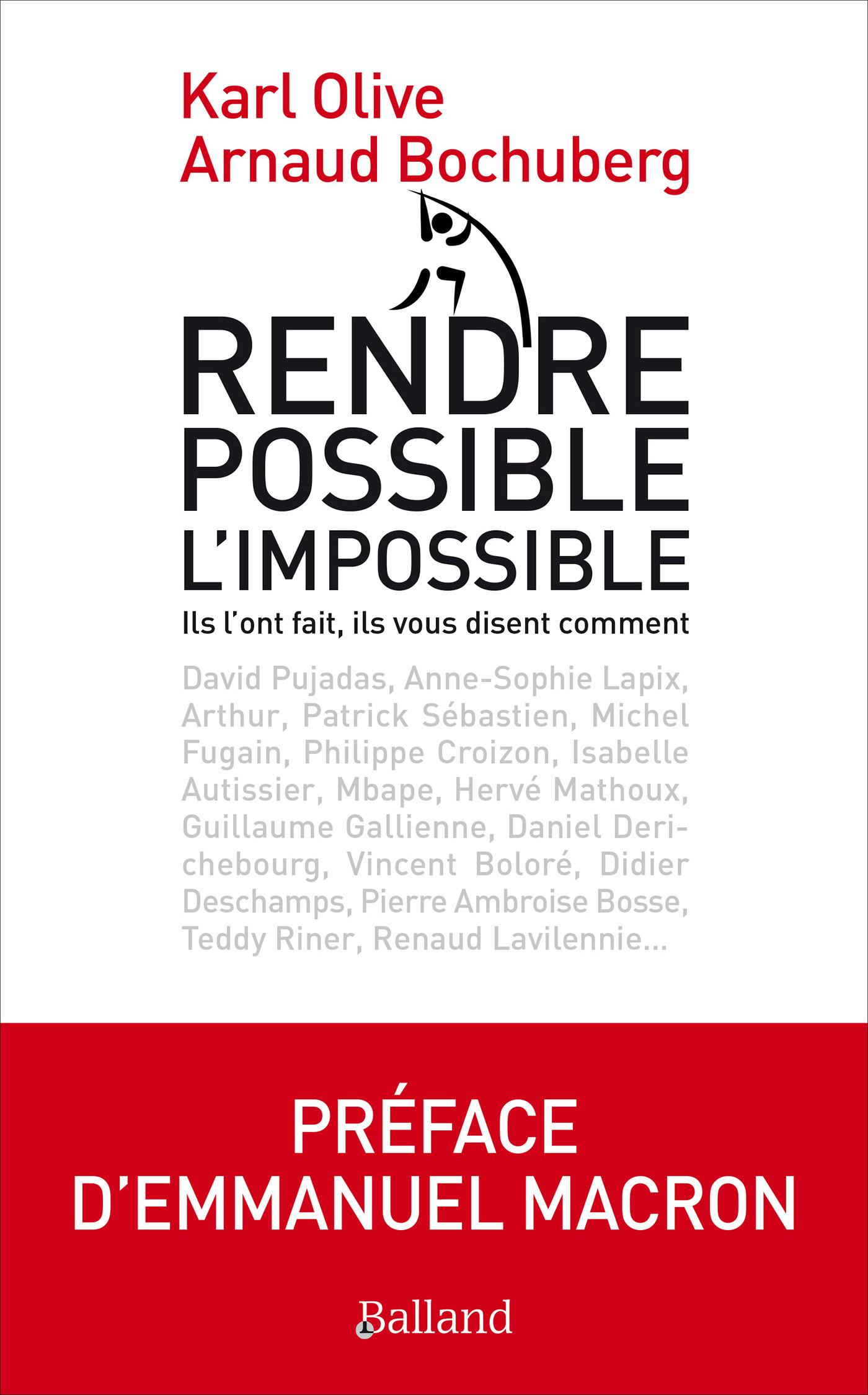 RENDRE POSSIBLE L'IMPOSSIBLE - DES PERSONNALITES REVELENT ENFIN LEUR SECRET