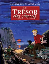 VICK ET VICKY T.1 - LE TRESOR DES CHEVRETS