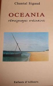 OCEANIA - TEMOIGNAGES ORDINAIRES