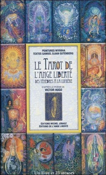 LE TAROT DE L'ANGE LIBERTE (LIVRE+JEU)