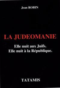LA JUDEOMANIE