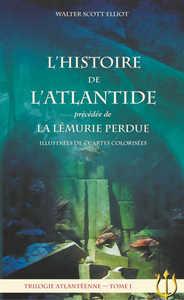 L HISTOIRE DE L ATLANTIDE - LA LEMURIE PERDUE