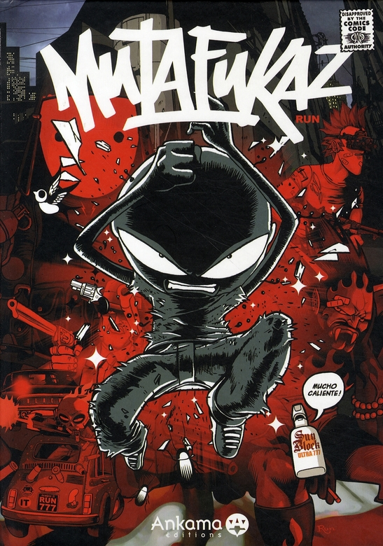 MUTAFUKAZ T01 DARK MEAT CITY