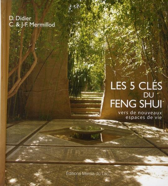 LES 5 CLES DU FENG SHUI (LIVRE + CARTES)