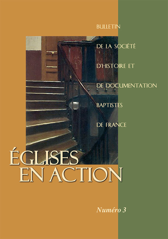 EGLISES EN ACTION 3