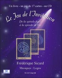 JEU DE L'INVITATION (LIVRE + 17 CARTES + CD)