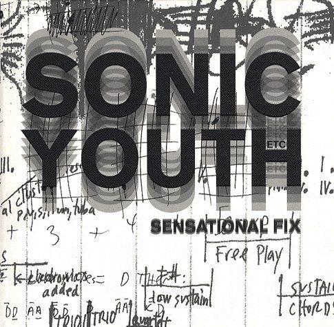 SONIC YOUTH ETC. - SENSATIONAL FIX (+ 2 DISQUES VINYLES)