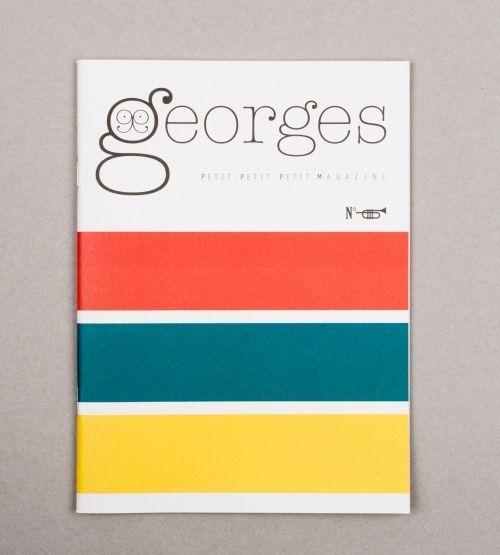 MAGAZINE GEORGES-N TROMPETTE