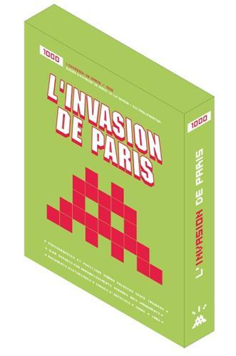 L'INVASION DE PARIS (COFFRET) /FRANCAIS/ANGLAIS