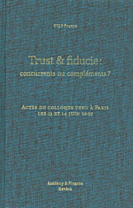 TRUST & FIDUCIE