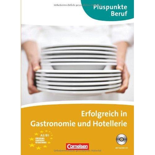 PLUSP.BERUF:A2-B1 GASTRON.+CD