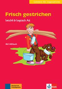 FRISCH GESTRICHEN, LIVRE + CD - NIVEAU A2
