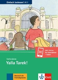 YALLA TAREK! (NIVEAU A11) - LIVRE + MP3 TELECHARGEABLE