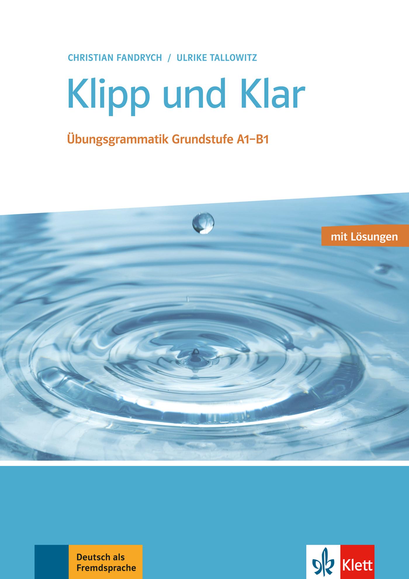 KLIPP UND KLAR VERSION ALL LIVRE + CORRIGES