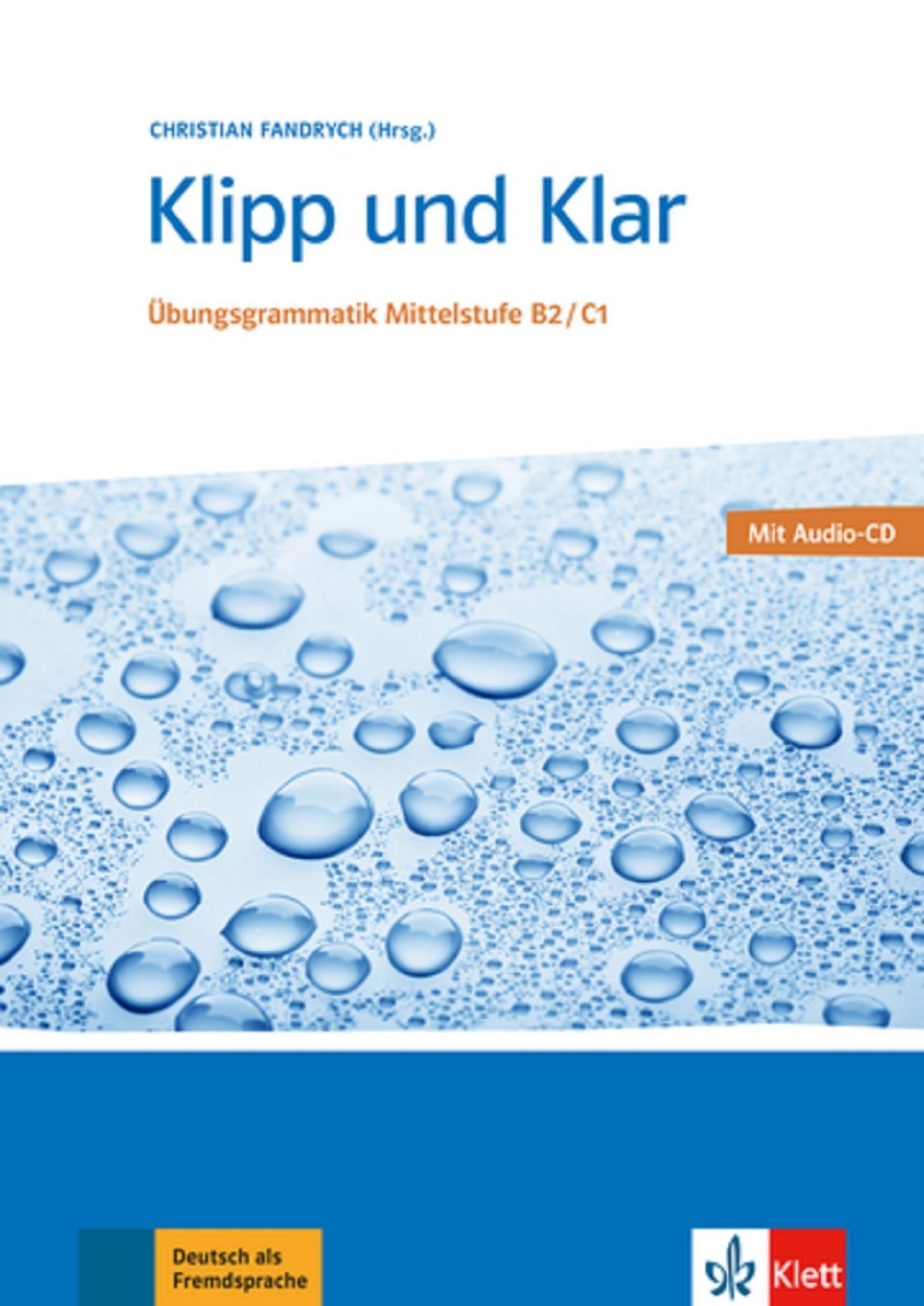 KLIPP UND KLAR B2 ET C1 - LIVRE