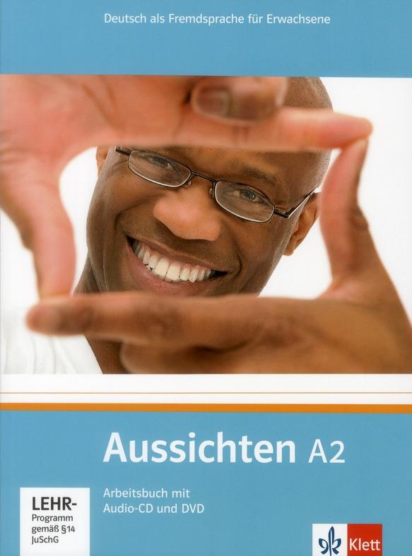 AUSSICHTEN A2 CAHIER D EXERCICES + CD + DVD