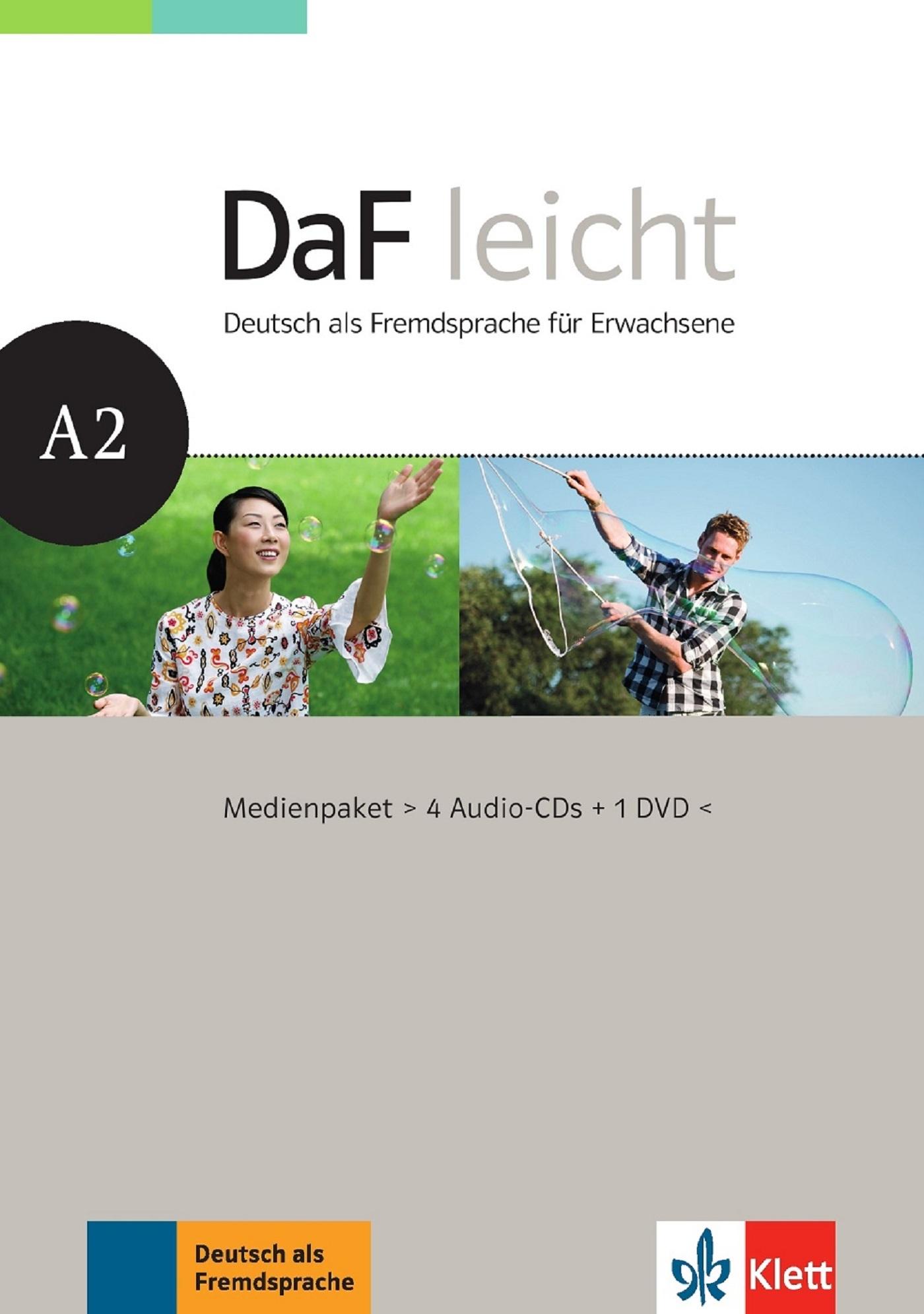 DAF LEICHT A2 - PACK 4 CD + DVD-ROM